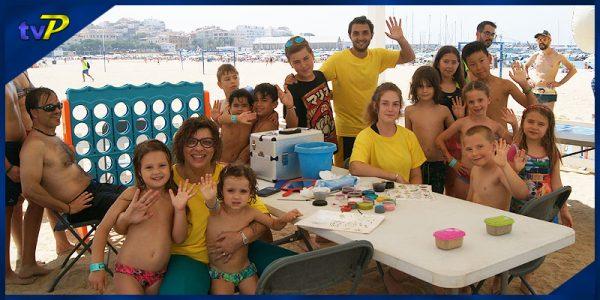 Tallers infantils a la platja @ PLATJA GRAN DE PALAMÓS