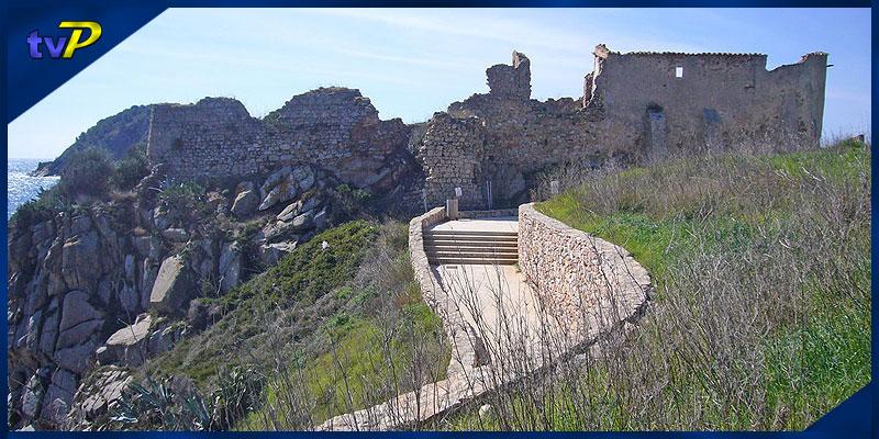 Castell de Sant Esteve (v.guiada)