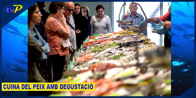 Cuina del peix amb degustació