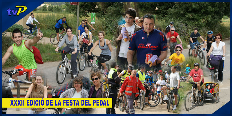 XXXII edició de la Festa del Pedal