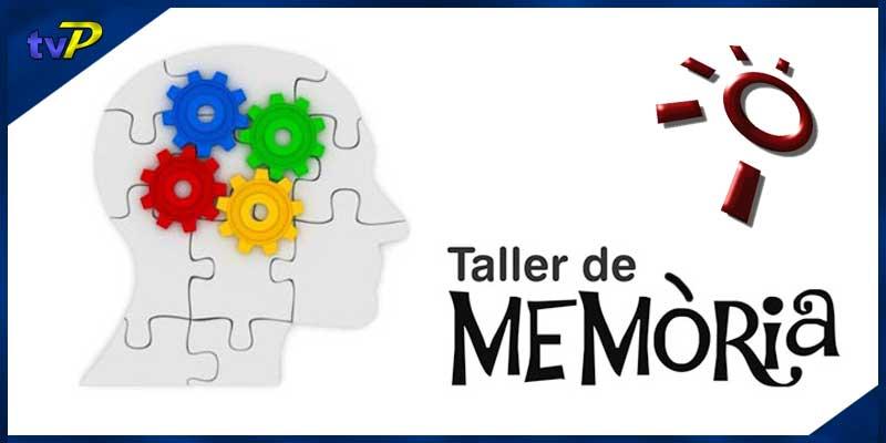 19-11-2019   18:00h Taller de memòria